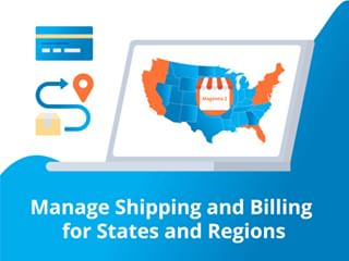 Full management of States and Regions with Region Manager Pro Magento 2 Module