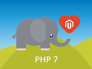 A lucky couple PHP 7 and Magento